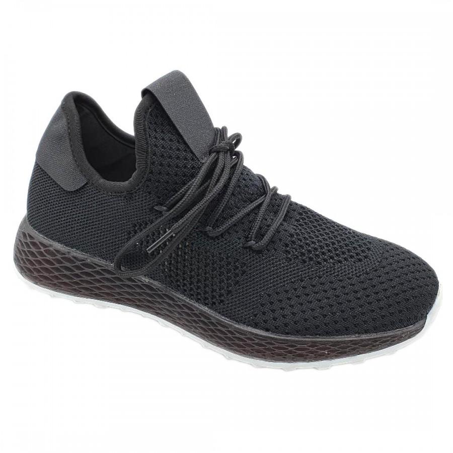 Pantofi  Sport Diva Black Cod 2076 - Oferta 1+1 Gratis-oferit de denyonline.ro