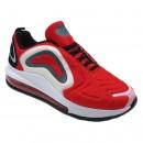Pantofi Sport Amber Rosu Cod 2109 - Oferta 1+1 Gratis-oferit de denyonline.ro